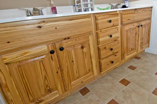 Pine Cabinets