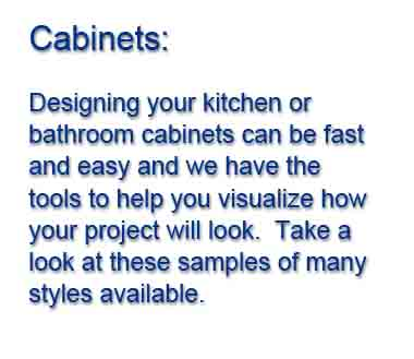 Cabinets Text